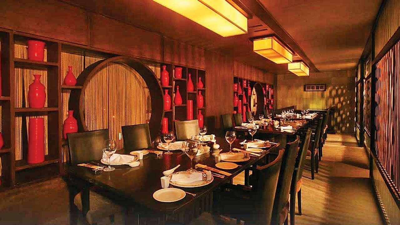Choosing The Ideal Restaurant Interior Design